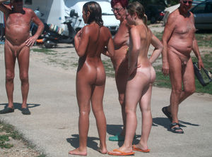 nudist family fun