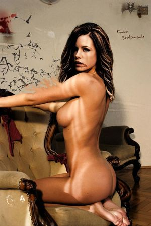 kate beckinsale fakes
