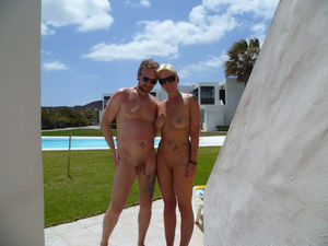 french nudist resort