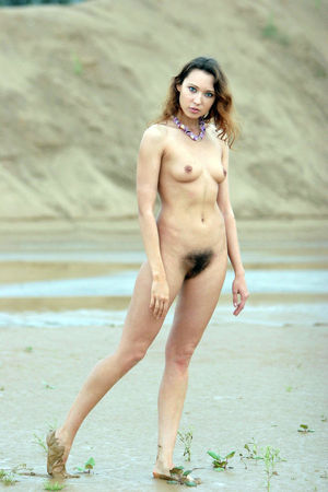 nude beach hairy