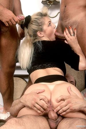forced anal gangbang