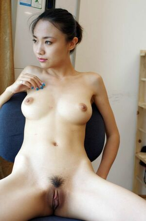 naked chinese wife