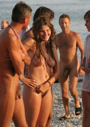 nudist colony sex