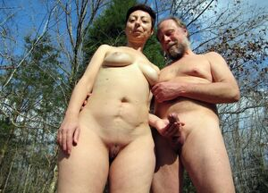mature nudist families