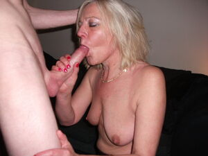 mature slow blowjob
