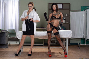 lesbian doctor seduction