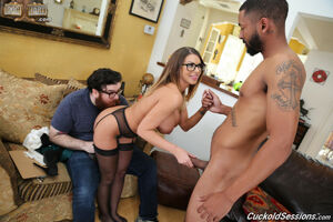 brooklyn chase creampie