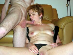 husband and wife share a cock