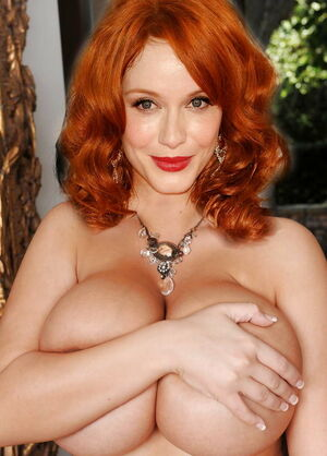 christina hendricks nude leak