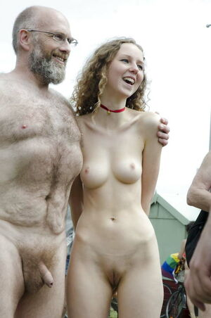 nudist dad daughter