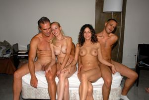 nude wife swap