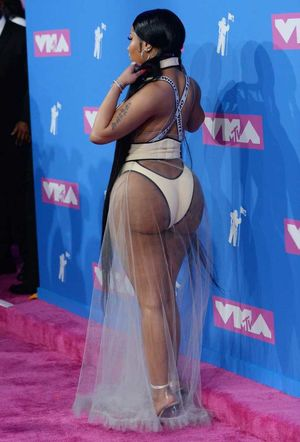nicky minaj ass