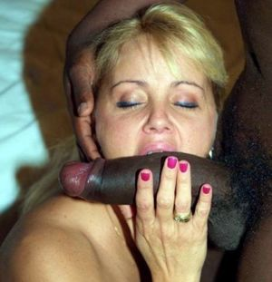 mature wife bbc