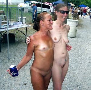 nude party girls