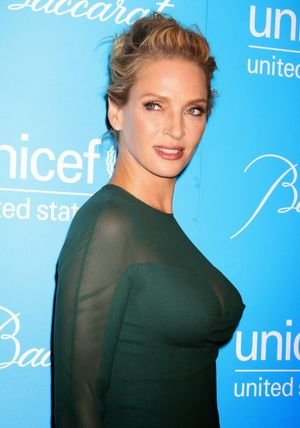 uma thurman beautiful girls