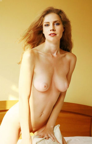 nude ginger celeb