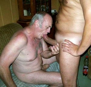 nude photos of mature men