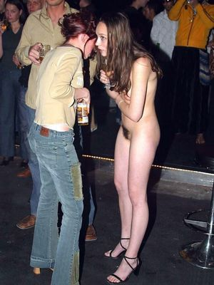 drunk naked amateurs