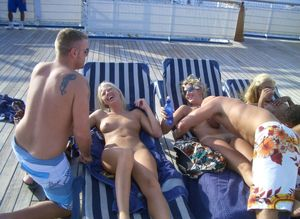 nudist cruise holland america
