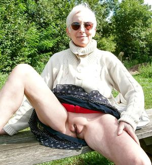 sexy amateur granny
