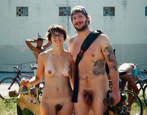 amateur nudist family