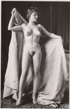 old hollywood nudes