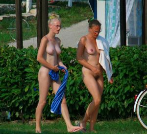 nudist family camp