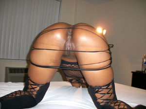ebony slave girl